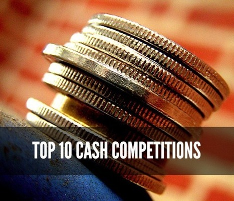 Top 10 Cash Competitions   Student Competitions   Scoop.it