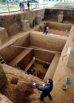 Traces of human activities dating back a million years found in Shaanxi | The Archaeology News Network | Kiosque du monde : Asie | Scoop.it