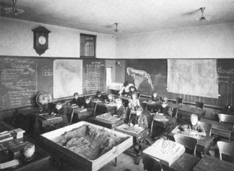"John Dewey's Experimental School -- ""The Metaphysical Club"" | Teacher Learning Networks | Scoop.it"