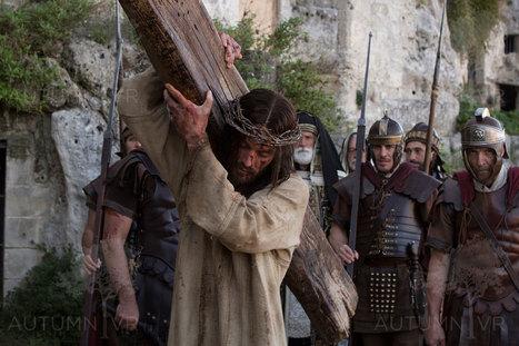 Jesus Christ en réalité virtuelle | The rabbit hole | Communication transmédia | Scoop.it