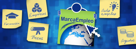 ¡¡¡¡ MarcaEmpleo y Emple@te2.0  YA tienen página en FACEBOOK!!!! | Emplé@te 2.0 | Scoop.it