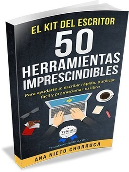 Herramientas digitales: las TOP 50 para escritores 2.0 | EduHerramientas 2.0 | Scoop.it