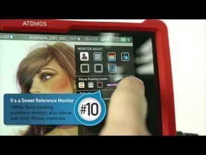 Top 10 reasons to get your own Atomos Ni || Consumer Mania Rocks! | Nothing But News | Scoop.it