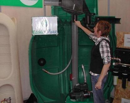 Récupérer l'eau de pluie : est-ce une si bonne idée ? | IMMOBILIER 2015 | Scoop.it