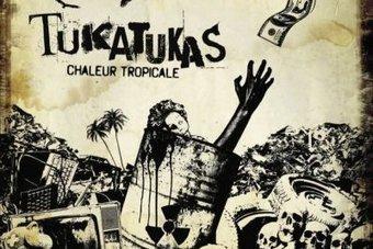 Chaleur tropicale chez les punks Tukatukas | Actualités Musique 974 | Scoop.it
