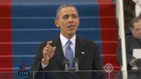 President Obama Applies Storytelling Principles | Storytelling Content Transmedia | Scoop.it
