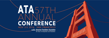 Home - ATA 57th Annual Conference | Translation Memory | Scoop.it