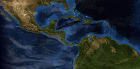 How events in Panama created the modern world (millions of years ago) | NERC media coverage | Scoop.it