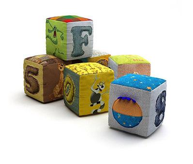 Cube alphabet pour enfants 3D | 3D Library | Scoop.it