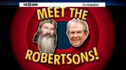 Meet the Robertsons: A Superclip of Pat and Phil's Anti-gay Insanity - VIDEO | Daily Crew | Scoop.it
