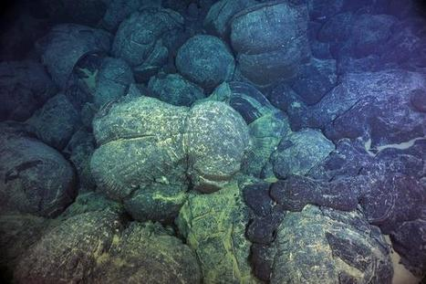 Seafloor Volcano Pulses May Alter Climate | Climate Change and the Oceans | Scoop.it