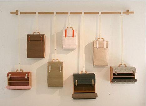 Six Original Storage Ideas   Designing Interiors   Scoop.it