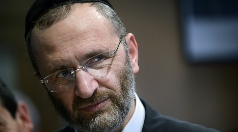 Embattled French Chief Rabbi Gilles Bernheim Quits Amid Plagiarism Scandal   Emma's CanPR Project   Scoop.it