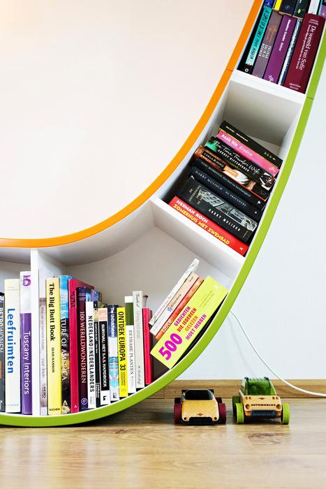 Etagère Bookworm par Atelier 010 - Décoration maison, meubles ... | Céka décore | Scoop.it