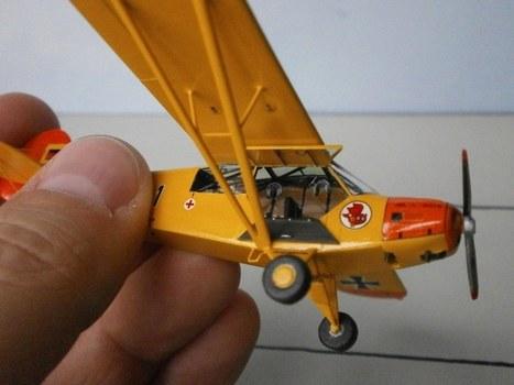 Piper L.18C | Military Miniatures H.Q. | Scoop.it