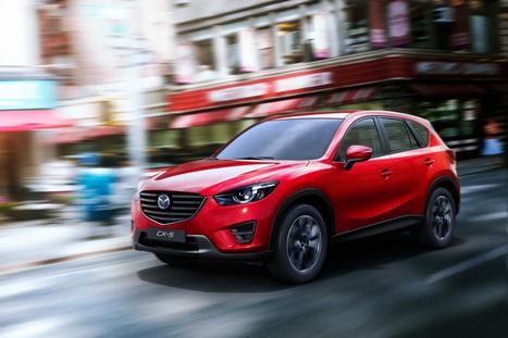 "La Mazda CX5 (2015) évolue et devient plus ""techno"" - L'argus | Mazda | Scoop.it"
