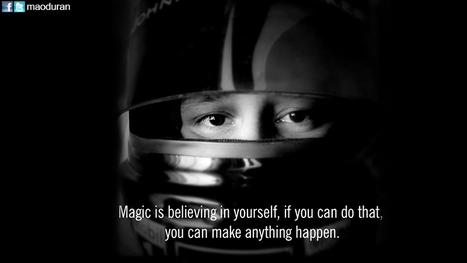 MAGIC | Racing is in my blood | Scoop.it