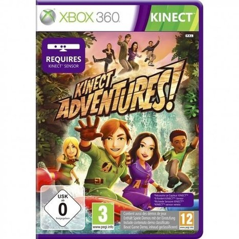 Top 10 Kinect Games, Best Xbox 360 Kinect Games, Kinect Fitness Games | Best Video Games | Scoop.it