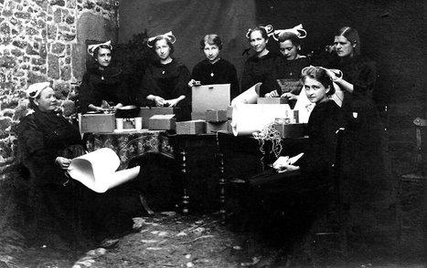 Pierre Miquel : les femmes et la guerre de 14-18 | Merveilles - Marvels | Scoop.it