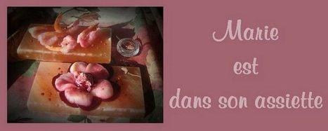 Marie est dans son assiette!: Cake aux pommes et sucre de lavande | Cadeau gourmandise | Scoop.it
