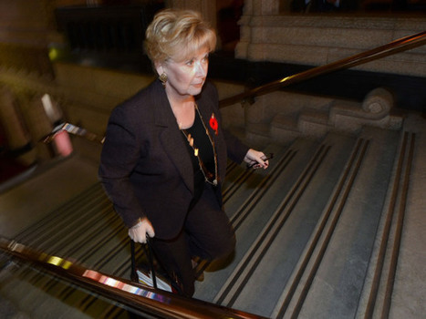 Furious Pamela Wallin lashed out at staffer after aide told auditors about expenses, letter claims | CDNPoli | Scoop.it