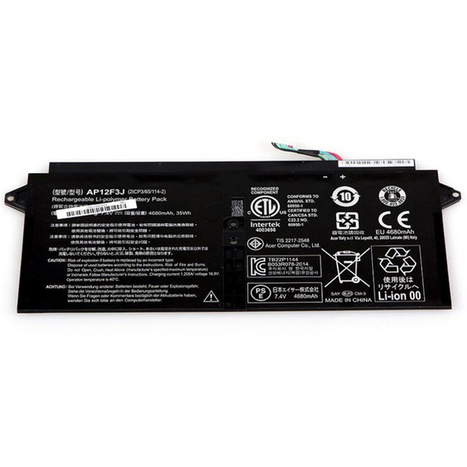 Brand New Acer AP12F3J battery Singapore, Acer AP12F3J batteries adapter | Laptop sharing | Scoop.it