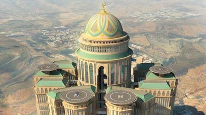 """Le plus grand hôtel du monde ouvrira à La Mecque en 2017   Argent et Economie """"AutreMent""""   Scoop.it"""