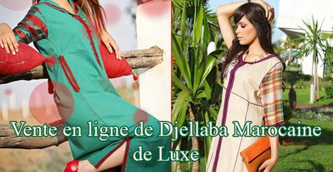 Vente Caftan Marocain en Ligne 2014 : Boutique vente location caftan pas cher | Caftan 2014 | Scoop.it