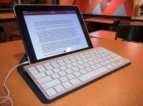 Navigate iPad & Switch Apps with Shortcuts and an External Keyboard | ipad-schools | Scoop.it