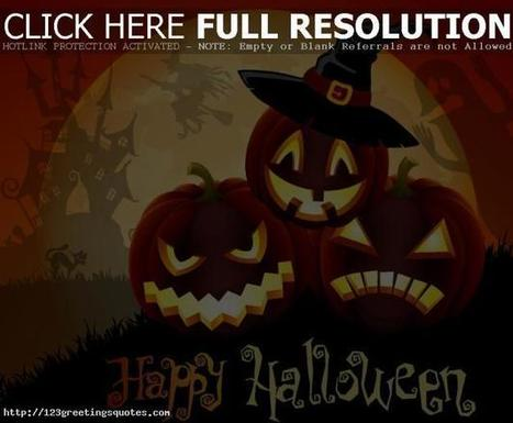 Top 11 Halloween Songs with Lyrics Video- Best Song of Halloween Day for Kids Teens & Adults | 123GreetingsQuotes | Scoop.it