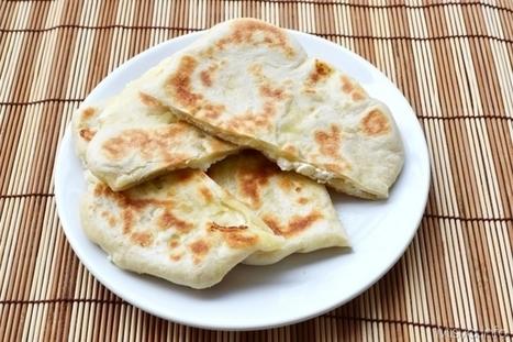 Pane naan al formaggio - Ricette di cucina   Ricette dal #mondoarabo   Scoop.it