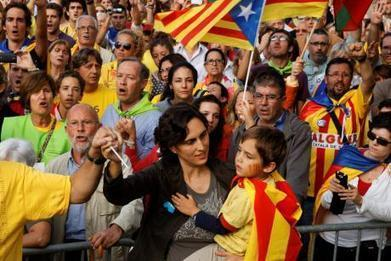Catalonia vs Spain, a clash of two nationalisms | independència | Scoop.it