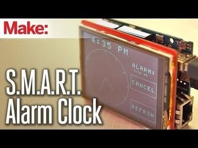 Build An Internet-Connected Alarm Clock With An Arduino - Lifehacker Australia | Raspberry Pi | Scoop.it
