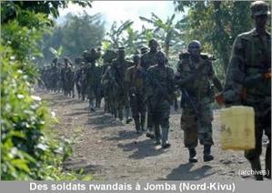 RDC : 250 combattants de la rébellion rwandaise se sont rendus volontairement depuis Mai dernier | CONGOPOSITIF | Scoop.it
