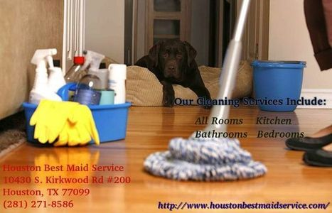 Professional Cleaning Service in houston | houston best maid service | Scoop.it