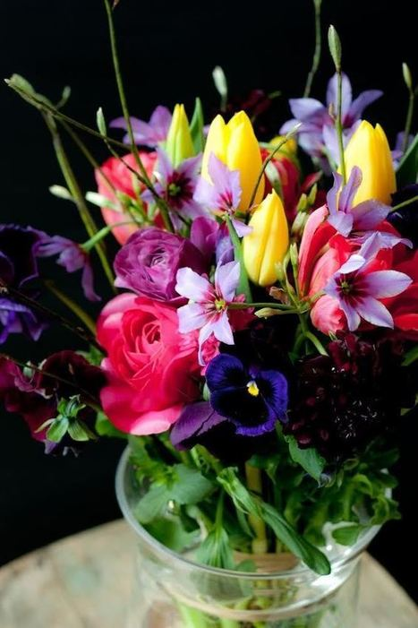 Magical Blooms of Spring   Fashion, Beauty & Flowers   Scoop.it