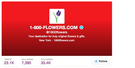 1-800-Flowers' Twitter Account Is Having A Bad Valentine's Day | Social Media by Simply Social Media | Scoop.it