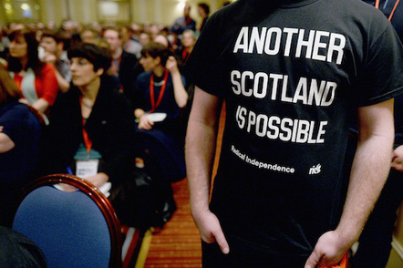 Press Conference: RIC canvassing evidence shows No campaign have lost working class Scotland | Referendum 2014 | Scoop.it