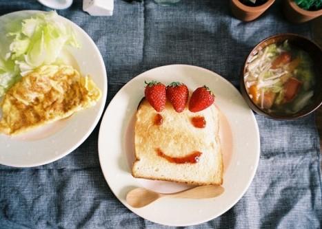 Breakfast Project   Fubiz™   Food Culture   Scoop.it