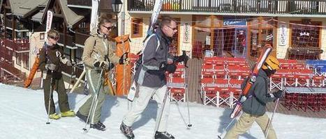 Madames Vacances : SKISS, l'astuce pour porter vos skis facilement ! | L'innovation SKISS : toute la presse en parle ! | Scoop.it