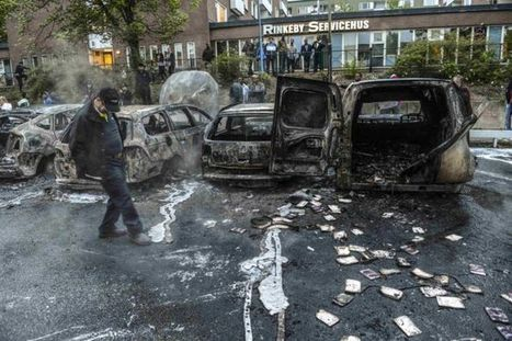 Swedish Riots –One for Me and One for Vaskning | Society | Scoop.it