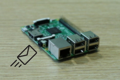 How to Run Commands on Raspberry Pi by Email | Beebom | FabLab - DIY - 3D printing- Maker | Scoop.it