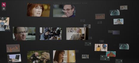 7 Sins - An Interactive Site on Digital Safety | Zentrum für multimediales Lehren und Lernen (LLZ) | Scoop.it