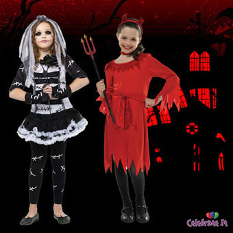 Easy Halloween Costume Ideas for Adults & Kids | Costume Shop and Party Supplies Ireland  online | Scoop.it
