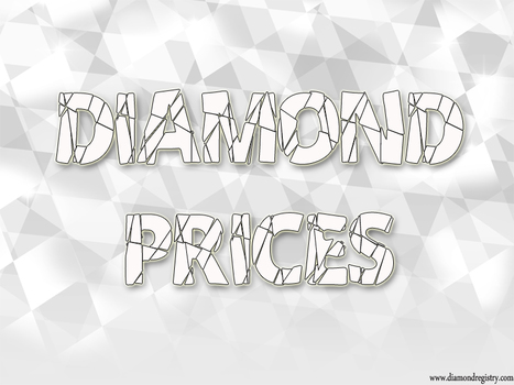 Diamond Prices | Diamond Price Chart | Scoop.it