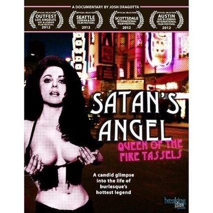Burlesque Legend Satan's Angel On Film | Sex History | Scoop.it