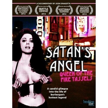 Burlesque Legend Satan's Angel On Film | Sex Work | Scoop.it