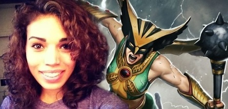 Hawkgirl Cast in Arrow/The Flash Spinoff | Comic Book Trends | Scoop.it