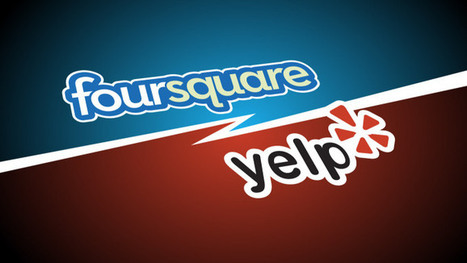 Foursquare Declares Local Search (Yelp And Google) Broken, Vows Fix With Personalization   TechCrunch   Référencement local   Scoop.it