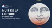1ère édition de la Nuit de la lecture - Ministère de la Culture et de la Communication | Pôle Ressources et Informations  EDUCATION ARTISTIQUE et CULTURELLE | Scoop.it